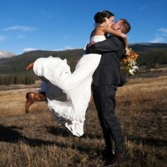 Kelly Clarkson reveals her wedding plans: outdoors in the fall! In honor, our favorite fall inspiration. (photo: Two One Photography)