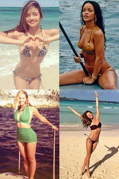 If you're looking for summer beach body inspiration, look no further than these stars' Instagrams. From Beyoncé to Gisele Bündchen, these celebs and models have amazing bodies and aren't afraid to bare them all via our favorite app. Click through to see who shared their beach and poolside snaps.   - Esquire.com