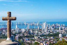 During my February 2013 trip to Cartagena Colombia, I made a point to visit the Convento de la Popa. The Convento was built in 1607 to honor Cartagena's Patron, Nuestra Senora de la Candelaria. Pablo Escobar, Latin America, South America, Marina Bay, Cali, Parque Natural, Panama Canal, Walled City, Modern City