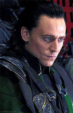 Loki ~ Omg!! *panties drop*