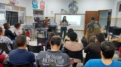Professores do Inayá discutem a Base Nacional Curricular Comum