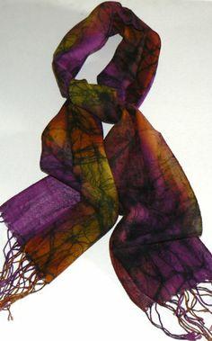 Batik Handmade 100% Pashmina Oblong Scarf Wool By Jingjingart silksalon,http://www.amazon.com/dp/B00GZGDZF0/ref=cm_sw_r_pi_dp_vENBtb0ZZ0KTFD33