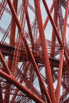 Forth Rail Bridge details