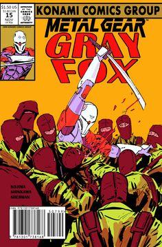Gtay Fox #15 by SpawnofKane.deviantart.com on @deviantART