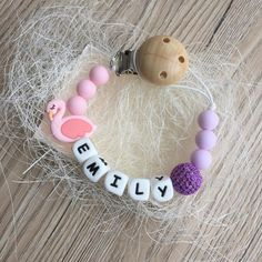 Practical Baby Dummy Clips Diy Baby Pacifier Clips Holder Newborn Attache Sucette Baby Shower Gifts Bpa Free Swan Bead Pacifier Chains