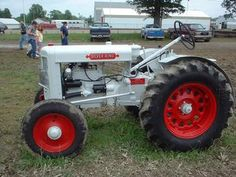 Silver King tractor - Google Search