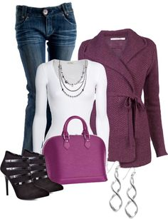 """""""Comfy Cardigan"""" by stizzy on Polyvore"""