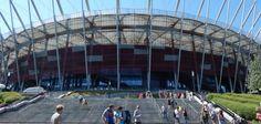 Komiksowa Warszawa / 14-17 Maja / Stadion Narodowy