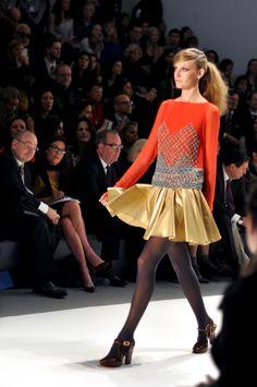 so so pretty drop-waist dress.