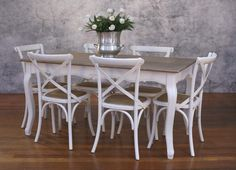 Timber Dining Table, Dining Table Legs, Dining Chairs, Dining Suites, French Chairs, Wood Veneer, Buffet, Table Settings, House