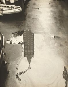 Robert Frank, Central Park South, 1948