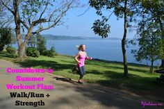 Summer Countdown Workout Plan: Run/Walk + Strength ~ Brittany Bendall Fitness Summer Workout Plan, Countdown Workout, Printable Workouts, Fitness Design, Happy Friday, Brittany, Strength, Running, How To Plan