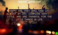 Live simple and always thankful that you had. #Thankful #Simple