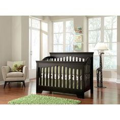 Wonderful A Young America Debut Crib Makes A Warmly Contemporary Statement In Any One  Of 25 Paint