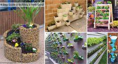 Diy Backyard Flower Gardening 5