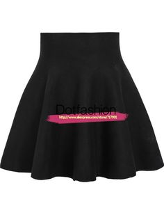 2015 Spring/Summer Women Clothing Fashion Brand Stylish New Design Cute Novelty Sheinside Casual Black High Waist Ruffle Skirt-in Skirts from Women's Clothing & Accessories on Aliexpress.com | Alibaba Group