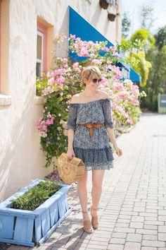 Home Sweet Home: Spring Fashion | Seersucker & Saddles