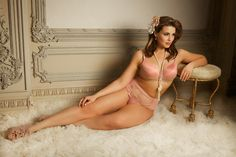 Curvy Couture Lingerie Comes in Size Extra Sexy