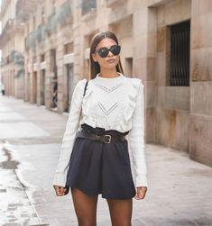 FashionDRA   Fashion Style : La mode des froufrous / ruffle trend