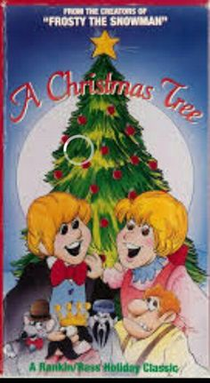 "Rankin and Bass ""A Christmas tree"""