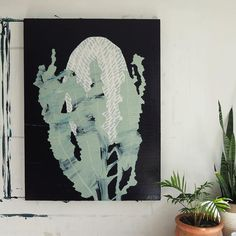 Banksia Series in Canvas Print