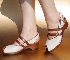 Twin Strap – Re-Mix Vintage Shoes