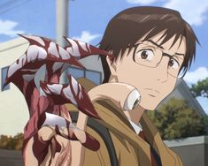 Kiseijuu Sei no Kakuritsu (Parasyte -the maxim-) #anime #manga
