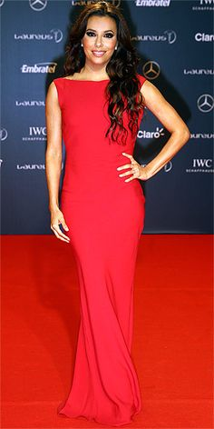 Eva Longoria is white hot at Melbourne Fashion Festival  Lace On ...