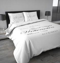 Welterusten White Black