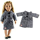 "HongShun Doll Clothes for 18"" American girl Fashion Jeans wear, Clothing & Shoes - Amazon Canada"