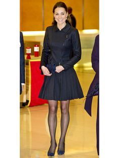 【ELLE】キャサリン妃のセットアップスタイルを大解剖|エル・オンライン