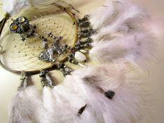Horse Dancer's Handmade For Mahon, The Wild Road, Dream Catcher by jungleeyejoe on Etsy