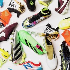 Great image for @unisport of some of 2016's best releases. Which would you pick out? Find out our top 10 using link in bio 👊🏻 . . . #footydotcom #fcfc #footballboot #soccercleats #cleats #football #soccer #futbol #cleatstagram #totalsoccerofficial #fussball #footballboots #adidasfootball #nikefootball #mercurial #umbro #puma #nbfootball #tiempo #ace