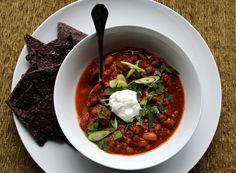 Michael's Weekend Chili Recipe - Wisdom Kitchen - Atlanta Personal Chef & Dietitian