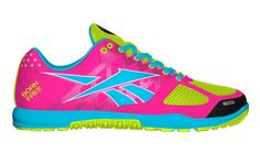 Reebok Crossfit Nano 2.0  Hot pink + blue