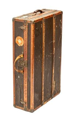 cb438f81bb16 Louis Vuitton Trunk - c. 1930 s - Labels from the White Star Line,  Southampton