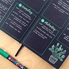 The Ultimate Guide to Dutch Door Bullet Journal Layouts - Journal Junkies Bullet Journal Month, Bullet Journal Notes, Bullet Journal Writing, Bullet Journal Ideas Pages, Bullet Journal Layout, Bullet Journal Inspiration, Daily Journal, Bujo, Blackout Book