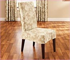 Dining Room Chair Slipcovers -