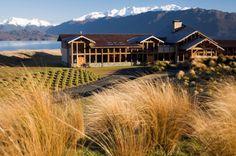 Fiordland Luxury Accommodation Te Anau New Zealand Hotel Fiordland Milford Sounds