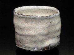 Hideo Hatano - Sake cup #ceramics #Japanese_ceramics #pottery #Japanese_pottery #cup #sake_cup #guinomi
