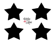 Visit the post for more. Royal Icing Templates, Royal Icing Transfers, Shape Templates, Macaroon Template, Star Template Printable, Macarons, Chocolate Template, How To Make Stars, Macaroon Cake