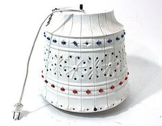 Vintage White Lawnware 2310 Hanging Lamp Swag Light RV Camping in Collectibles, Lamps, Lighting, Lamps: Electric Best Camping Stove, Coleman Camping Stove, Go Camping, Camping Tricks, Santa Cruz Camping, Rv Camping Checklist, Swag Light, Pot Lights, Camping Lights