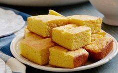 Moist and Easy Cornbread Recipe by Paula Deen