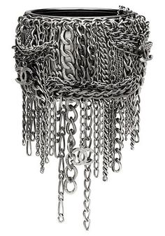 Chanel Cuff with Chains