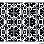 Smøyg Fra Wikipedia Smøyg er en gammel broderiteknikk som går ut på å veve broderitråden opp og ned gjennom stoffet slik at det dannes et geometrisk mønster.