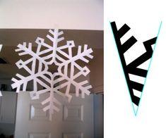 Snowflake Pattern, #6