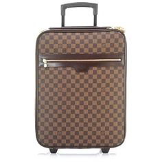 Louis Vuitton Limited Edition Damier Canvas Pegase 50 Luggage