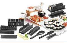 Sushi Making Set the Ultimate Sushi Roll Maker By Bradex Diy Kitchen, Kitchen Dining, Sushi Master, Diy Sushi, Sushi At Home, New Recipes, Healthy Recipes, Sushi Rolls, Mold Making