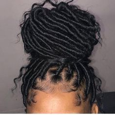 African Braids Hairstyles 564990715754616318 - Faux Locks Hairstyles for African American Black Women- Faux Locs / Yarn Locks / Yarn Locs. locks hairstyles, Source by sdjokomoyo Box Braids Hairstyles, Black Girl Braided Hairstyles, My Hairstyle, Girl Hairstyles, Hairstyles 2018, Elegant Hairstyles, African Hairstyles, Black Women Hairstyles, Hair Inspo