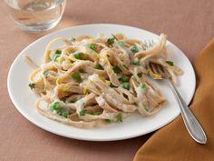 Fettuccine Alfredo recipe from Food Network Kitchen via Food Network